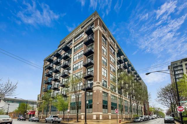 221 E Cullerton Street #815, Chicago, IL 60616 (MLS #11053579) :: Littlefield Group