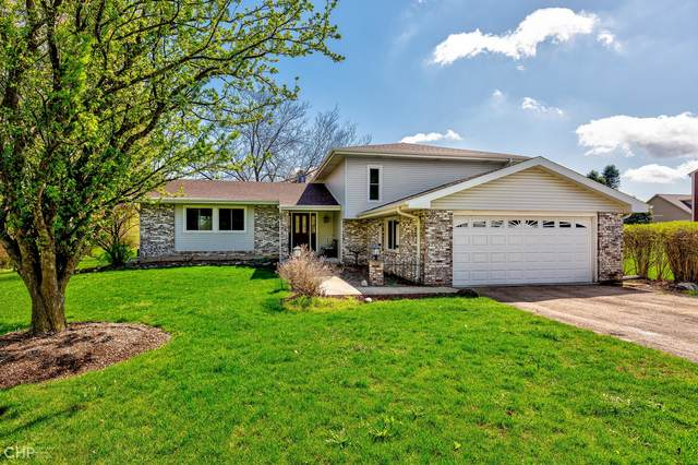 18N975 Barko Parkway, Huntley, IL 60142 (MLS #11053589) :: The Spaniak Team