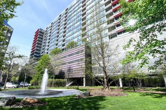 800 Elgin Road #1315, Evanston, IL 60201 (MLS #11053641) :: RE/MAX IMPACT