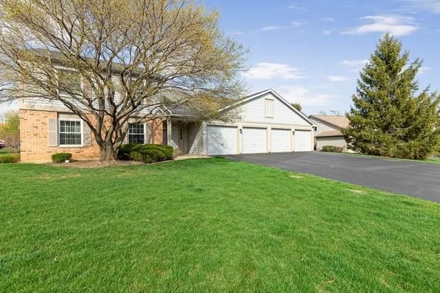 230 Crestview Drive A, Wauconda, IL 60084 (MLS #11053645) :: Littlefield Group