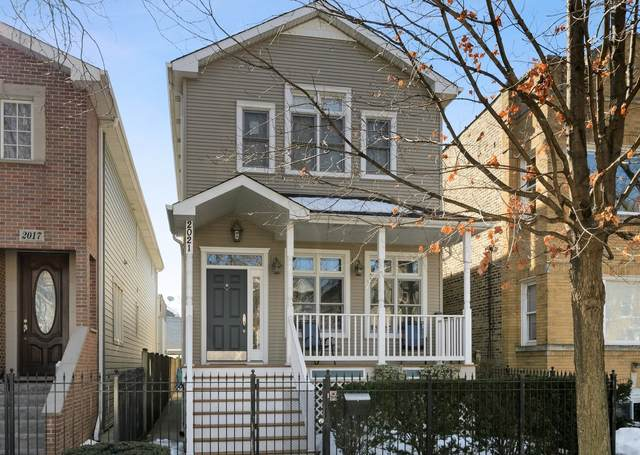 2021 W Berteau Avenue, Chicago, IL 60618 (MLS #11053659) :: Touchstone Group