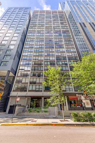 230 E Ontario Street #1005, Chicago, IL 60611 (MLS #11053669) :: Littlefield Group