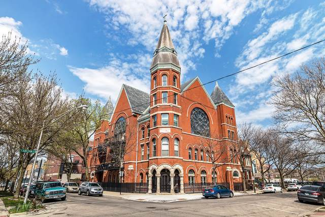 1658 W Superior Street #5, Chicago, IL 60622 (MLS #11053677) :: Carolyn and Hillary Homes