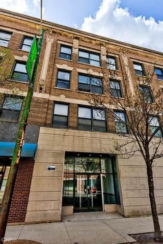 3160 N Lincoln Avenue #503, Chicago, IL 60657 (MLS #11053685) :: Helen Oliveri Real Estate