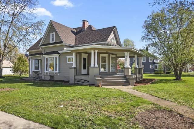 348 S Piatt Street, BEMENT, IL 61813 (MLS #11053716) :: RE/MAX IMPACT