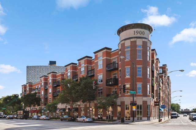 1910 S State Street #429, Chicago, IL 60616 (MLS #11053728) :: Touchstone Group