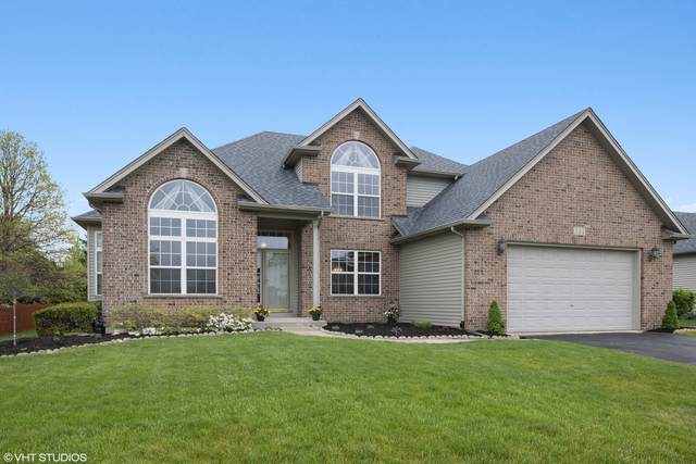 535 Yellowstone Lane, Yorkville, IL 60560 (MLS #11053762) :: Carolyn and Hillary Homes