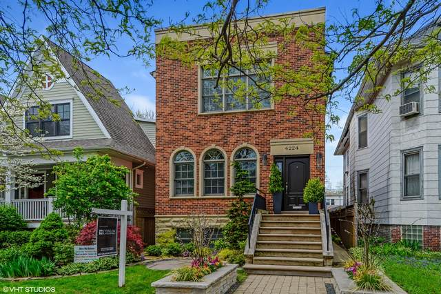 4224 N Wolcott Avenue, Chicago, IL 60613 (MLS #11053767) :: Touchstone Group