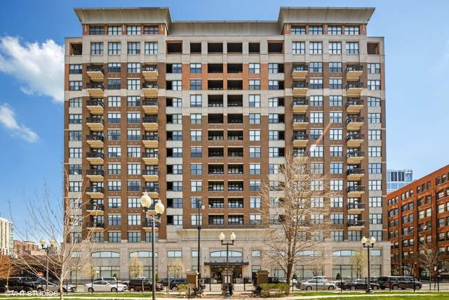 849 N Franklin Street #904, Chicago, IL 60610 (MLS #11053768) :: RE/MAX IMPACT