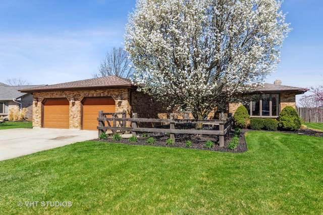 1309 Andrea Drive, New Lenox, IL 60451 (MLS #11053771) :: O'Neil Property Group
