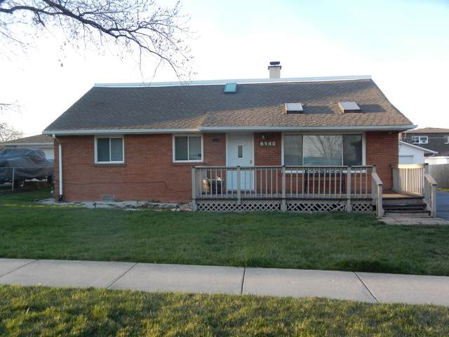 8140 W 84th Place, Justice, IL 60458 (MLS #11053796) :: Littlefield Group
