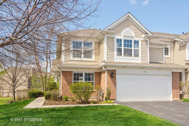 372 S Crown Court, Palatine, IL 60074 (MLS #11053809) :: O'Neil Property Group