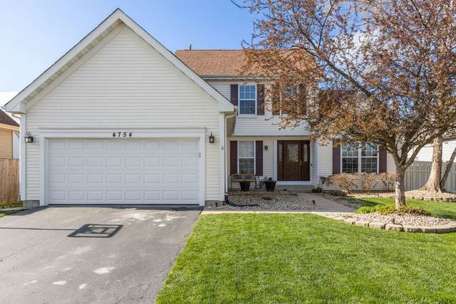 4754 Culver Court, Plainfield, IL 60586 (MLS #11053823) :: O'Neil Property Group