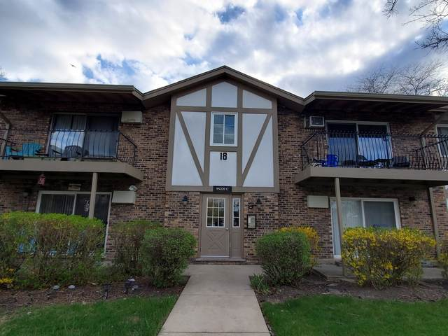 9S220 S Frontage Road #211, Willowbrook, IL 60527 (MLS #11053838) :: O'Neil Property Group
