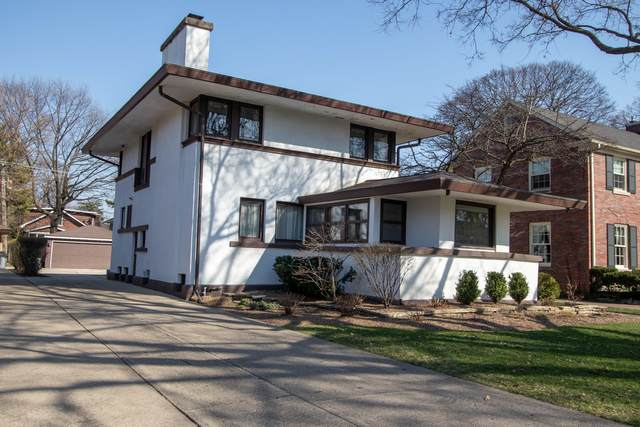 715 Clinton Place, River Forest, IL 60305 (MLS #11053847) :: Helen Oliveri Real Estate