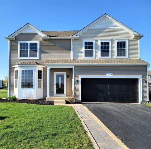 323 Pensacola Street, Yorkville, IL 60560 (MLS #11053858) :: O'Neil Property Group