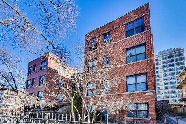 7425 N Sheridan Road 3E, Chicago, IL 60626 (MLS #11053860) :: O'Neil Property Group