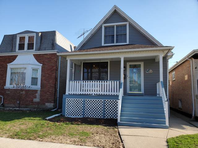 4919 W Argyle Avenue W, Chicago, IL 60630 (MLS #11053884) :: RE/MAX IMPACT