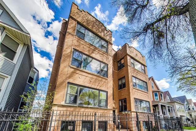 2537 N Hamlin Avenue 1N, Chicago, IL 60647 (MLS #11053887) :: O'Neil Property Group