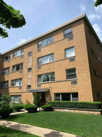 2205 W Highland Avenue 1N, Chicago, IL 60659 (MLS #11053899) :: O'Neil Property Group