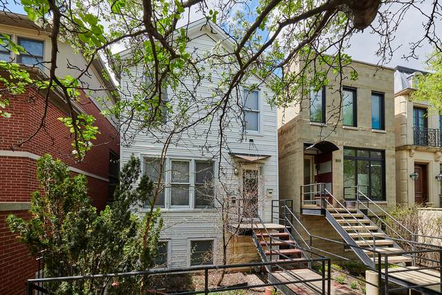 1616 N Paulina Street, Chicago, IL 60622 (MLS #11053904) :: The Perotti Group