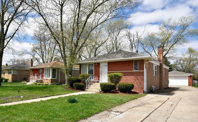 15640 Rose Drive, South Holland, IL 60473 (MLS #11053906) :: O'Neil Property Group