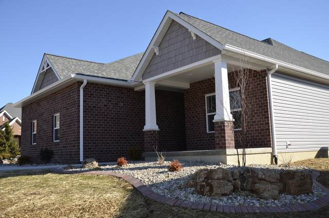 220 Fountain Drive, Glen Carbon, IL 62034 (MLS #11053910) :: O'Neil Property Group