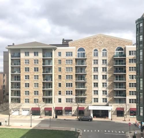 200 W Campbell Street #813, Arlington Heights, IL 60005 (MLS #11053913) :: Helen Oliveri Real Estate