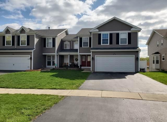 1025 Bentley Lane, Bartlett, IL 60103 (MLS #11053919) :: O'Neil Property Group