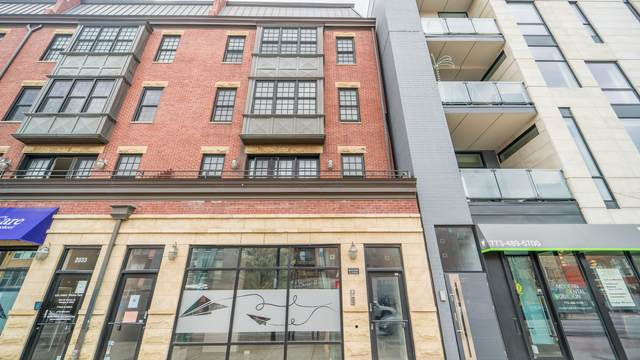 2035 W Division Street #3, Chicago, IL 60622 (MLS #11053951) :: The Perotti Group