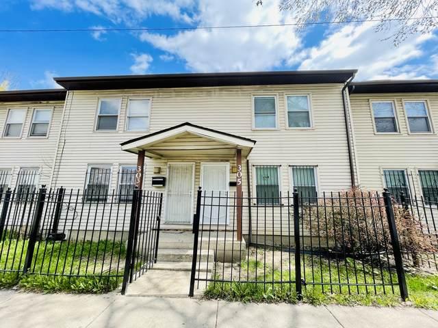 305 S Springfield Avenue, Chicago, IL 60624 (MLS #11053985) :: RE/MAX IMPACT