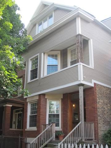 3340 N Leavitt Street, Chicago, IL 60618 (MLS #11054000) :: Touchstone Group