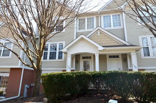 1184 Georgetown Way #1184, Vernon Hills, IL 60061 (MLS #11054054) :: RE/MAX IMPACT