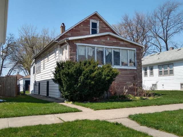 444 23rd Avenue, Bellwood, IL 60104 (MLS #11054060) :: Janet Jurich
