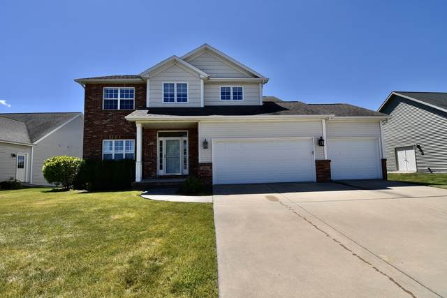 2235 Heather Ridge Drive, Normal, IL 61761 (MLS #11054068) :: RE/MAX IMPACT