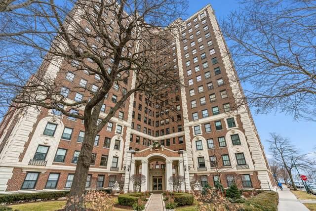 5555 S Everett Avenue D-8, Chicago, IL 60637 (MLS #11054072) :: RE/MAX IMPACT