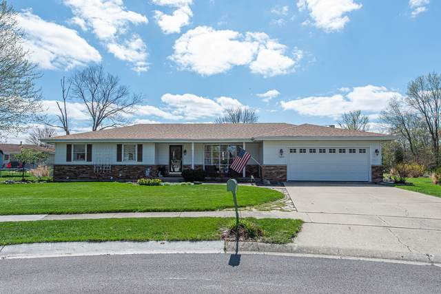 15223 S Daisy Court, Plainfield, IL 60544 (MLS #11054074) :: Helen Oliveri Real Estate