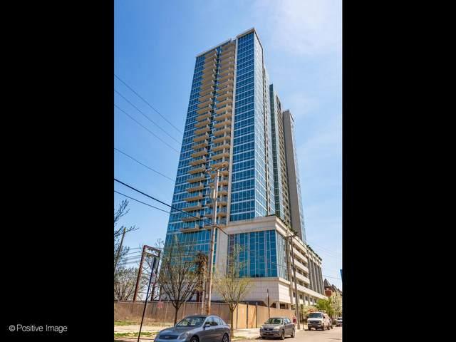 1629 S Prairie Avenue #2705, Chicago, IL 60616 (MLS #11054117) :: Helen Oliveri Real Estate
