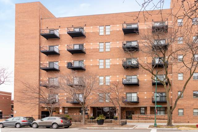 1000 E 53rd Street #215, Chicago, IL 60615 (MLS #11054155) :: Littlefield Group