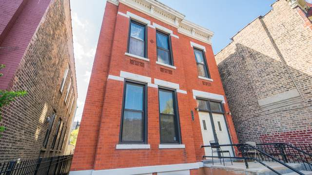 1542 N Rockwell Street #1, Chicago, IL 60622 (MLS #11054230) :: The Perotti Group