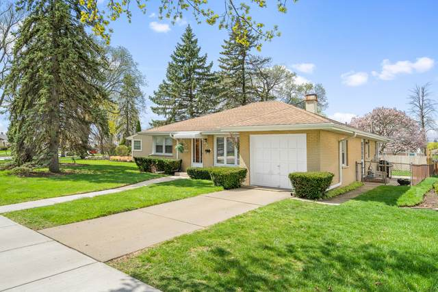 1256 S 3rd Avenue, Des Plaines, IL 60018 (MLS #11054252) :: Helen Oliveri Real Estate