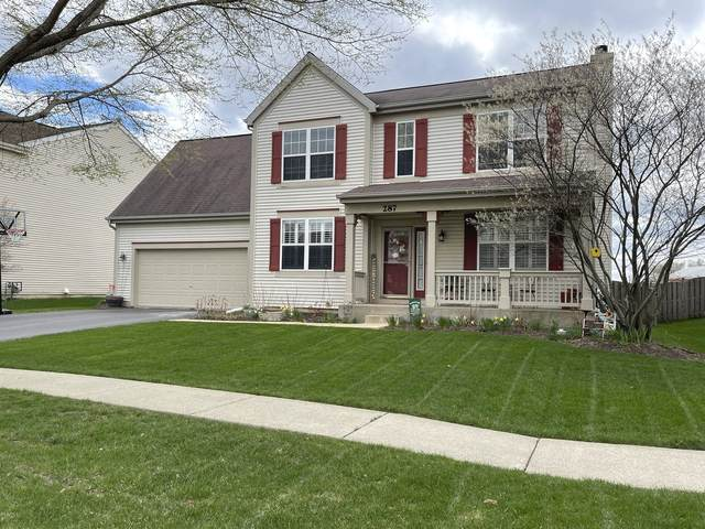 Address Not Published, Round Lake, IL 60073 (MLS #11054287) :: Littlefield Group