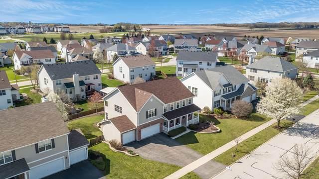 12814 Grande Poplar Circle, Plainfield, IL 60585 (MLS #11054297) :: Helen Oliveri Real Estate