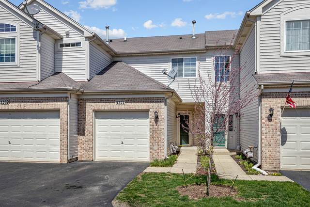 3371 Blue Ridge Drive #0, Carpentersville, IL 60110 (MLS #11054309) :: Helen Oliveri Real Estate