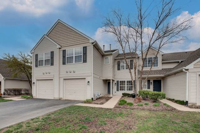 2935 Rutland Circle #102, Naperville, IL 60564 (MLS #11054351) :: Littlefield Group