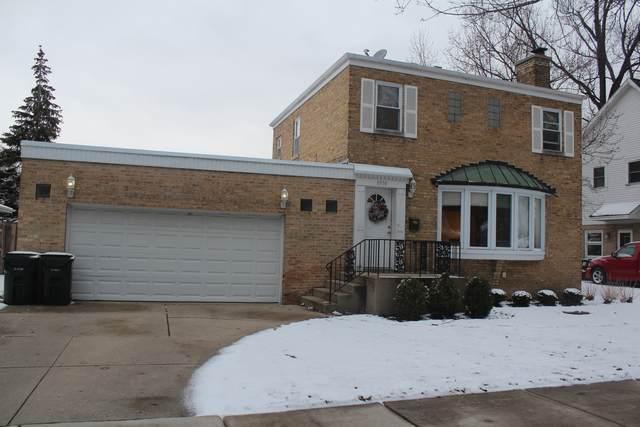 8930 Parkside Avenue, Morton Grove, IL 60053 (MLS #11054372) :: Helen Oliveri Real Estate