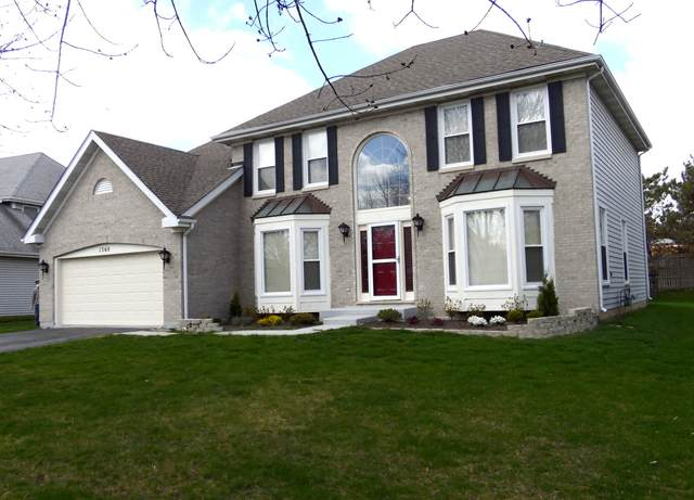 1360 E Thacker Street, Schaumburg, IL 60173 (MLS #11054419) :: BN Homes Group