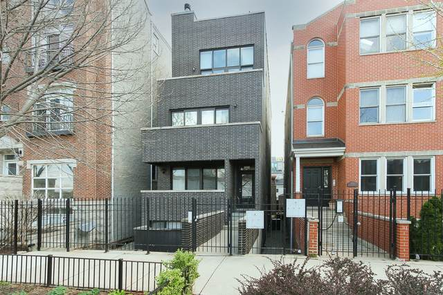 1331 N Mohawk Street B, Chicago, IL 60610 (MLS #11054425) :: The Perotti Group