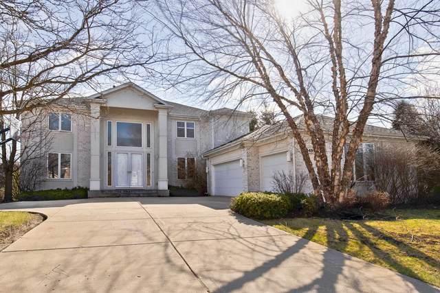1449 Butler Court, Vernon Hills, IL 60061 (MLS #11054481) :: Helen Oliveri Real Estate