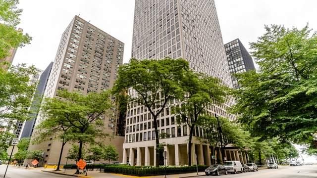 260 E Chestnut Street #2106, Chicago, IL 60611 (MLS #11054486) :: RE/MAX Next
